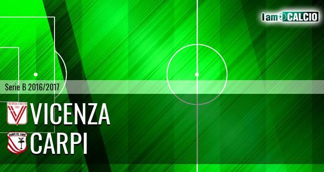 Vicenza - Carpi