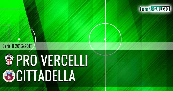 Pro Vercelli - Cittadella