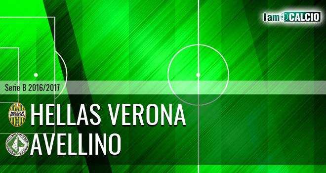 Hellas Verona - Avellino