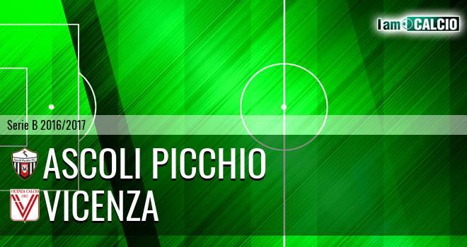 Ascoli - Vicenza
