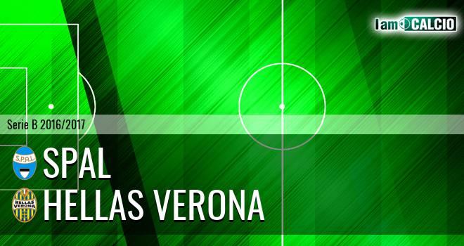 Spal - Hellas Verona
