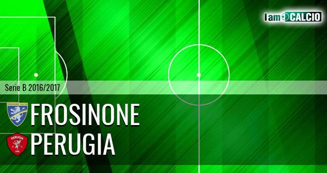 Frosinone - Perugia
