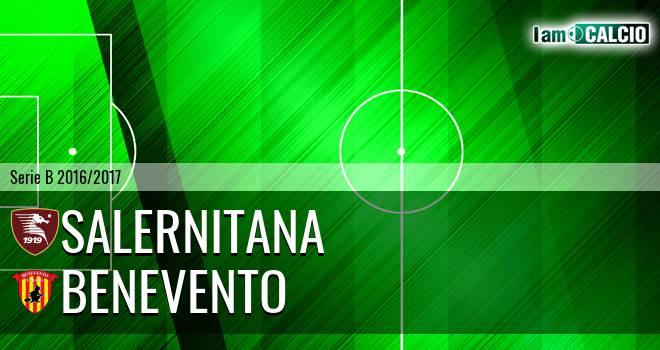 Salernitana - Benevento