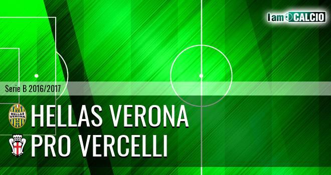 Hellas Verona - Pro Vercelli