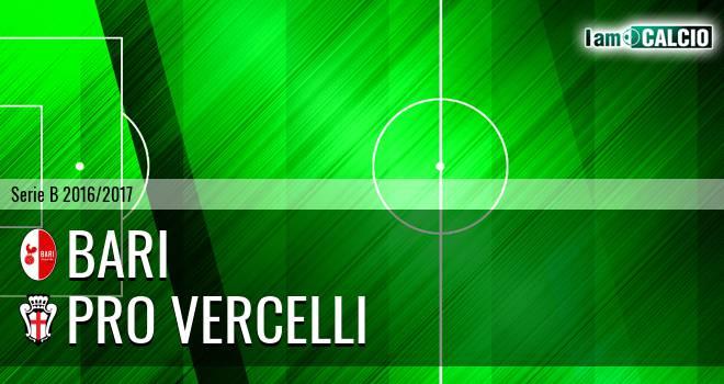 Bari - Pro Vercelli
