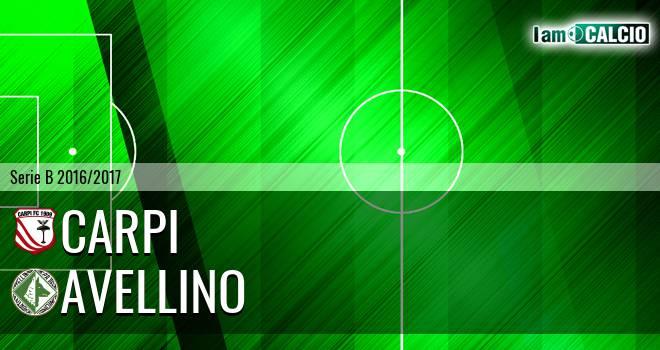 Carpi - Avellino