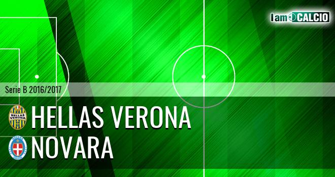 Hellas Verona - Novara