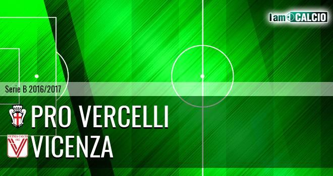 Pro Vercelli - Vicenza