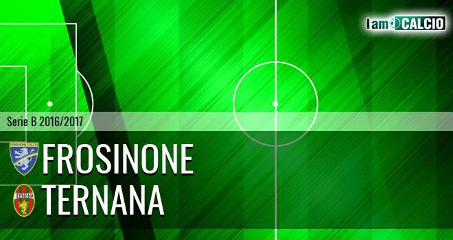 Frosinone - Ternana