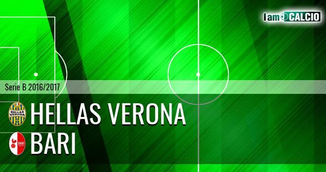 Hellas Verona - Bari