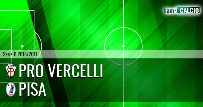 Pro Vercelli - Pisa
