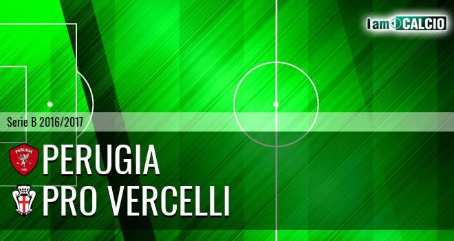 Perugia - Pro Vercelli