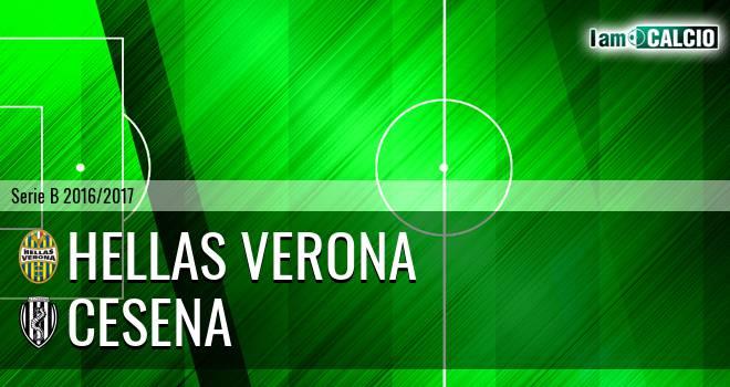 Hellas Verona - Cesena