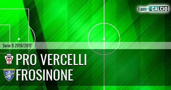 Pro Vercelli - Frosinone