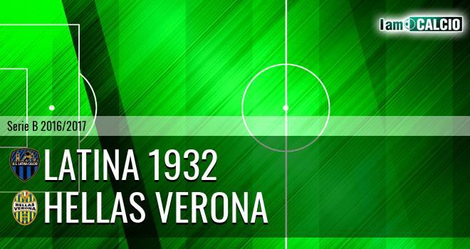 Latina - Hellas Verona