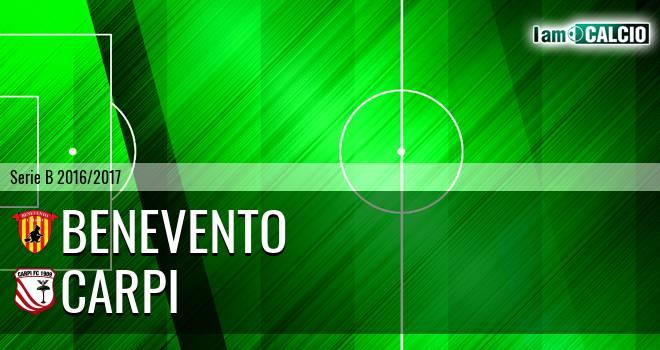 Benevento - Carpi