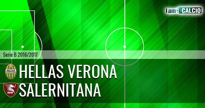 Hellas Verona - Salernitana