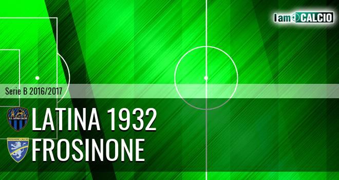 Latina - Frosinone