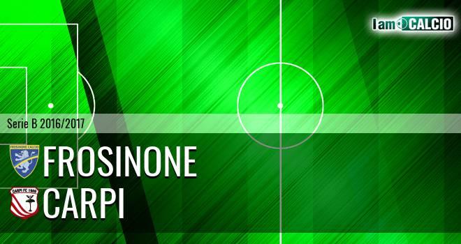 Frosinone - Carpi