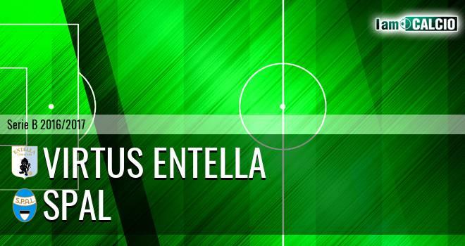 Virtus Entella - Spal