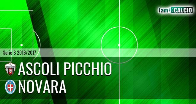 Ascoli - Novara
