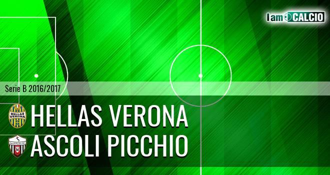 Hellas Verona - Ascoli