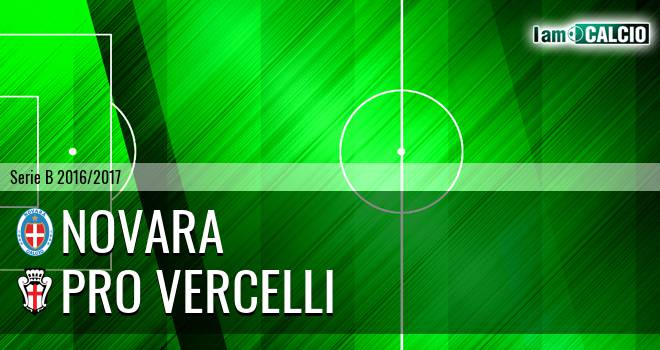 Novara - Pro Vercelli