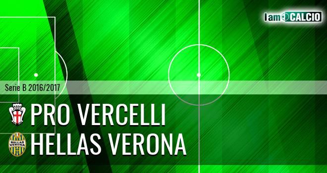 Pro Vercelli - Hellas Verona
