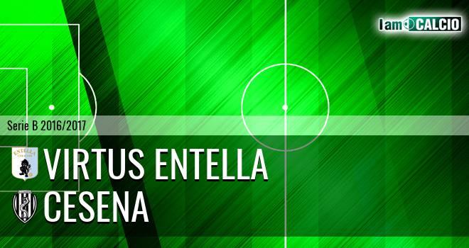 Virtus Entella - Cesena
