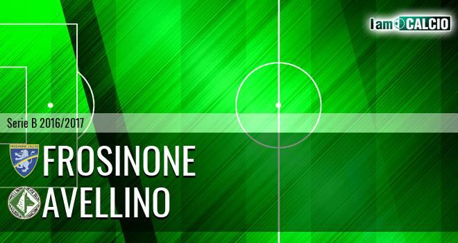 Frosinone - Avellino