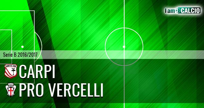 Carpi - Pro Vercelli