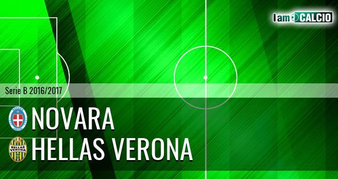 Novara - Hellas Verona