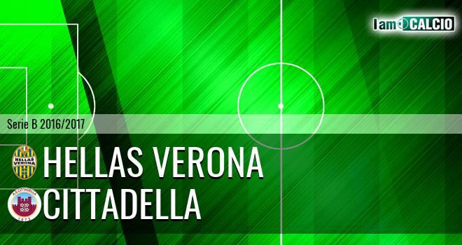 Hellas Verona - Cittadella