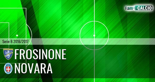 Frosinone - Novara