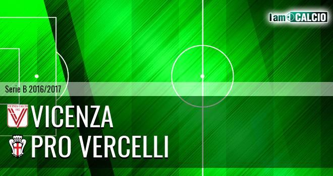 Vicenza - Pro Vercelli