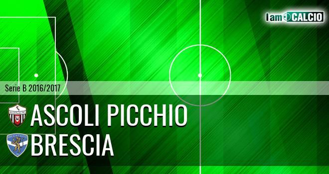 Ascoli - Brescia