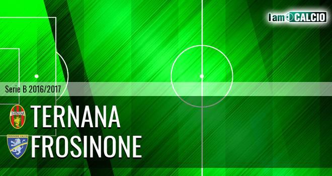 Ternana - Frosinone