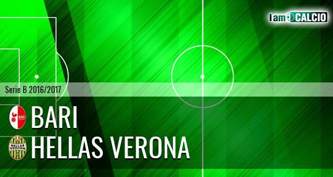 Bari - Hellas Verona