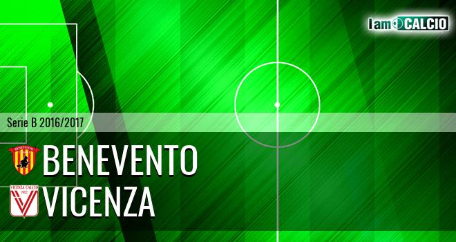 Benevento - Vicenza