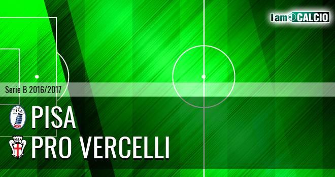Pisa - Pro Vercelli