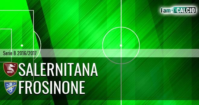 Salernitana - Frosinone