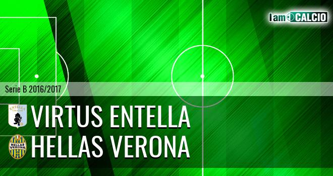 Virtus Entella - Hellas Verona