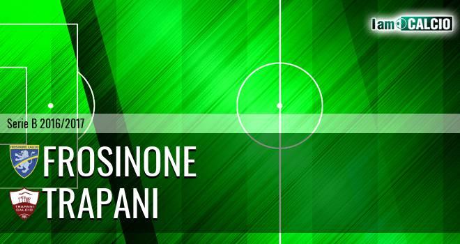 Frosinone - Trapani