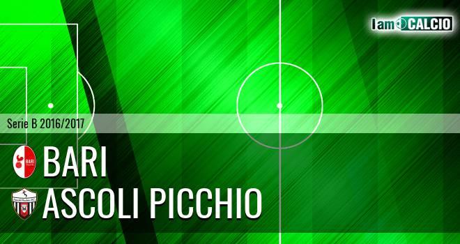 Bari - Ascoli Picchio