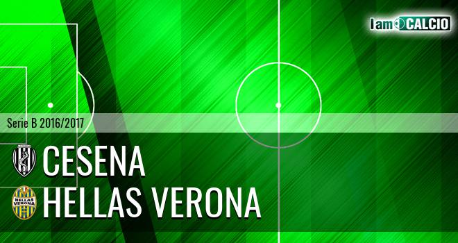 Cesena - Hellas Verona