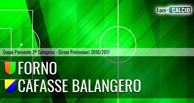 Forno - Cafasse Balangero