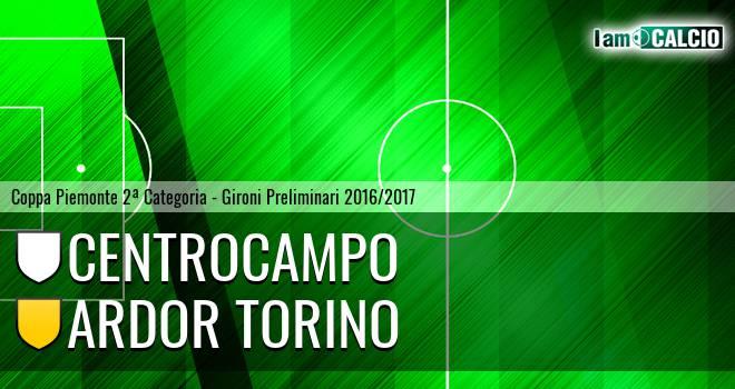 Centrocampo - Ardor Torino