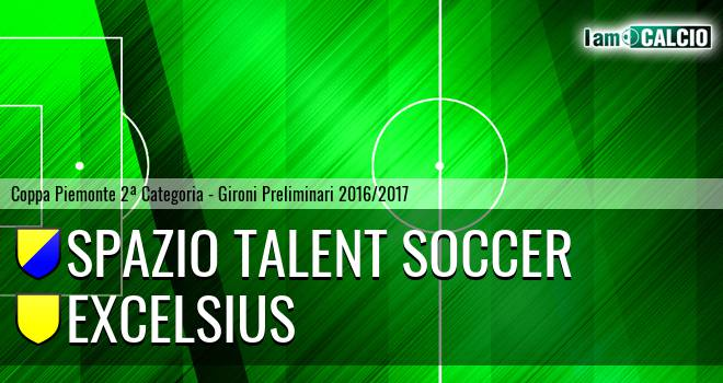 Spazio Talent Soccer - Excelsius