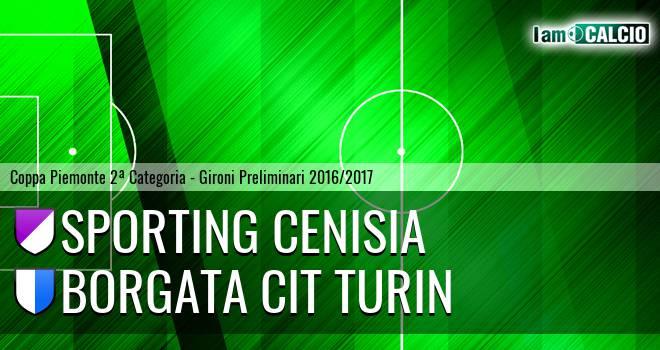 Sporting Cenisia - Borgata Cit Turin