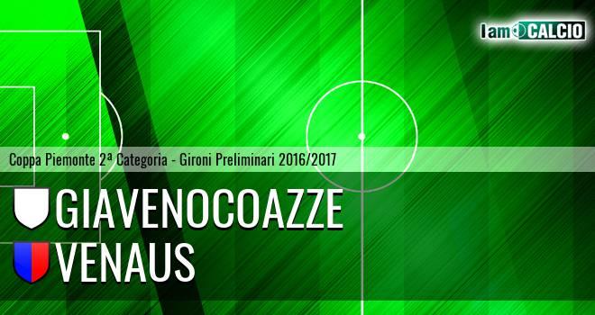 GiavenoCoazze - Venaus